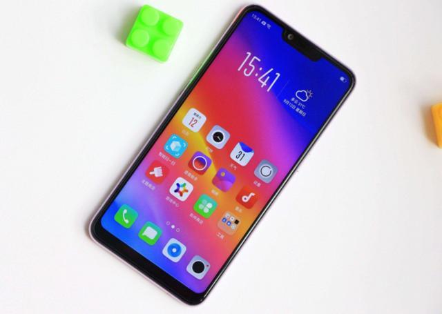 """oppo刘海屏手机""""跳水"""":64g+语音助手,比华为便宜200图片"""