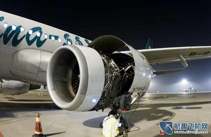 春秋航空订购29亿美元飞机发动机正向